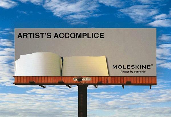 Moleskine - The Creator