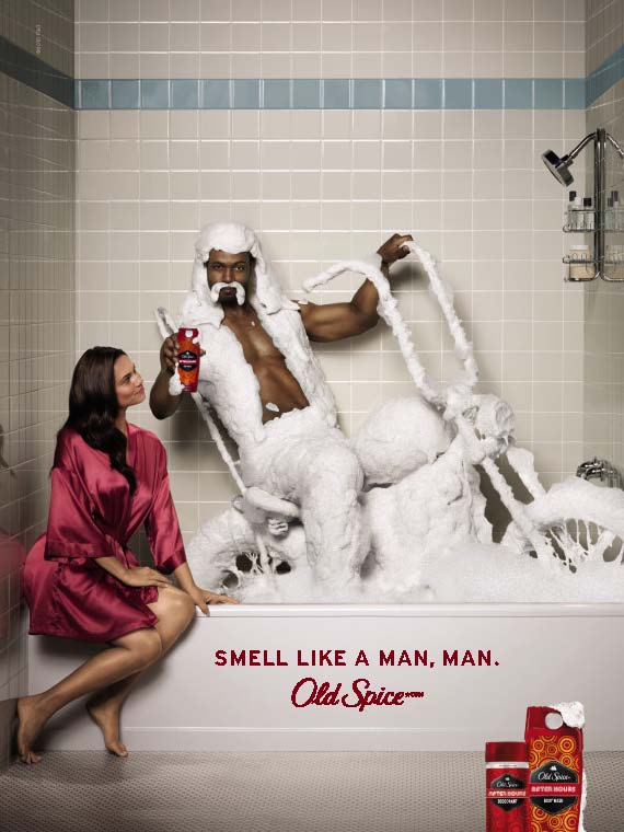 Old Spice - The Jester